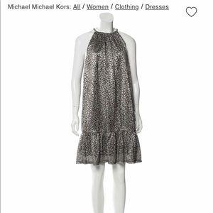 MICHAEL Michael Kors Printed Knee Length Dress